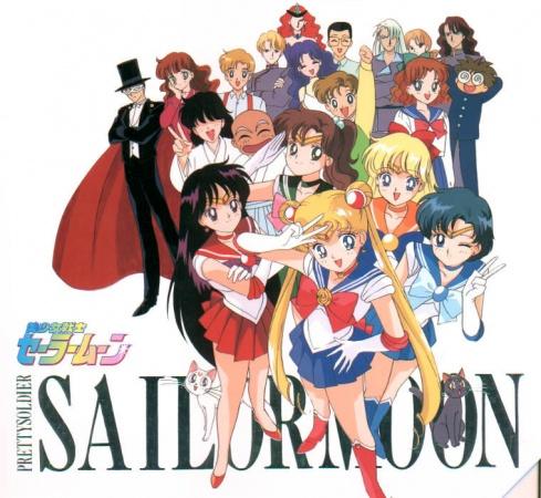 Sailor Moon (North American)