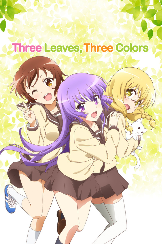 Three Leaves, Three Colors